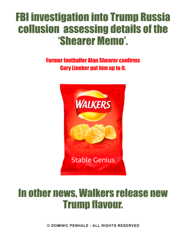 Dominic Penhale - Walkers Stable Genius